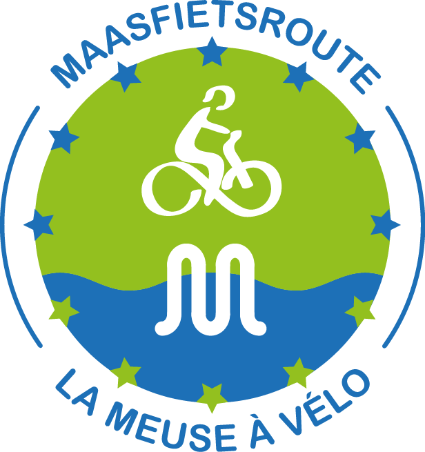 logo internationale Maasfietsroute